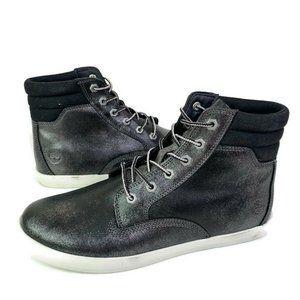 Timberland Dausette Chukka Boots Metallic Black 10